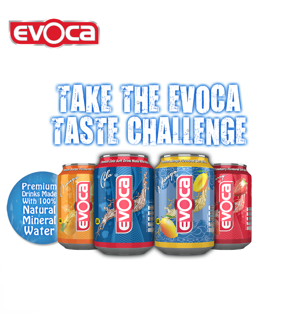 Evoca Drinks - The Premium Sof...